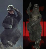 [MMD] Godzilla 2014: Classic Recreation by ZJohnX55