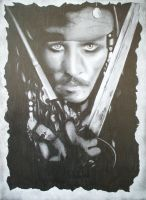Jack Sparrow by LianneC