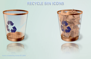 recycle bin 1 by tonev