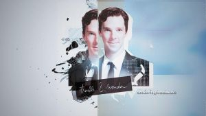 Benedict Cumberbatch wallpaper 19 by HappinessIsMusic