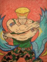 Guile Redux by SyxxFactor