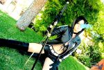Black rock shooter (Cosplay) by CourtG