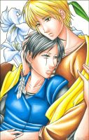 Here with you by Reyn-Celandine