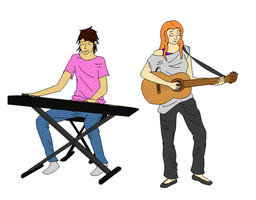 Musicians by Loni-Jay