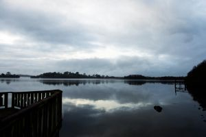 Lough Erne at winter 2 by Indigo-squirrel