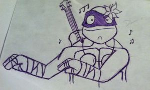 He mele no Donatello by Allegra-chan