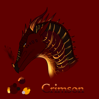 WoF | Crimson by chrissi1997
