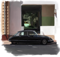 The Car by theBellhop