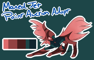 Maned Jet  Point Auction Adoptable  Closed by Spoodles-of-Doodles