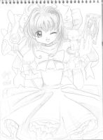 :: Card Captors Sakura :: by Guitta