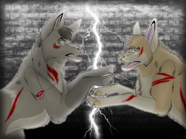 .: Bully + Speed Paint :. by MorningAfterWolf