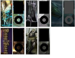 iPod Covers by MsGhia