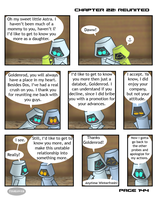 COIN2 Comic: Ch.22 P.144 by Fishlover