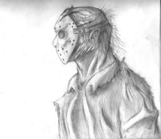 Jason Voorhees by Master-Mofeto