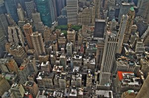 NYC Clusterflop HDR by Soulkreig