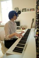 Utapri - Piano fingers by godirtypop