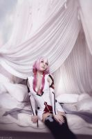 Guilty Crown - Inori by MilliganVick