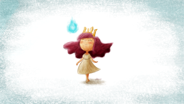 Child of Light by Dei-bon