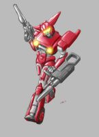 Autobot Vibes in colour by kleeng