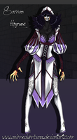 TW - Alt. Masquerade Outfit by AnimeDumbass