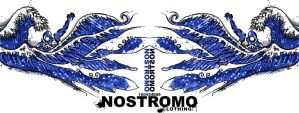 nostromo waves redux by YouCannotFalter