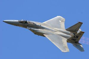 F-15 C by ACPhotography