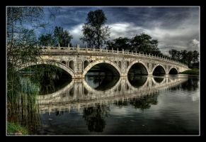 Imperial Bridge 4 by Denz-denz
