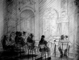 ChiaroScuro - School of Art by denispolanc