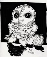 Trick 'r Treat... by Loiterer