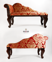 SD size Chaise Longue by dolylob