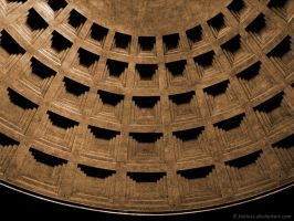 Pantheon by Fabiuss