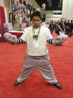 Megacon 2012: Kilik Rung by D-warrior35