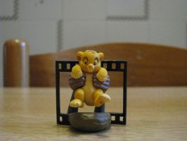 TLK collection: Lion King Cinemagic Figure by kary218