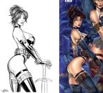 Fixing Rob Liefeld's by MelkorMancin