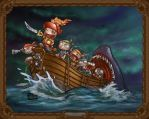 Pirates: Now In Color by Vamp1r0