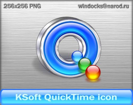 KSoft Quick time icon _PNG_ by KSoft