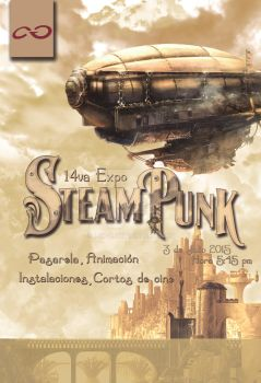 Steampunk Poster by LSP-C