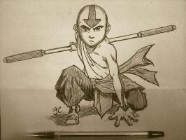 Avatar: The Last Airbender by magicalhands1995