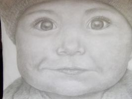 Baby Portrait 2 by TobyJo