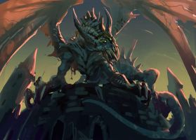 dragon demon 30min + 10min :D by rawwad