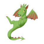 Pixel Common-or-Garden/Toothless Daydream Dragon by EOScears