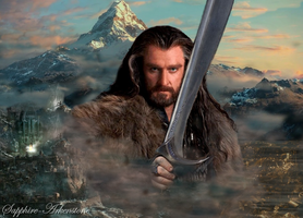 Thorin's Quest by Sapphire-Arkenstone
