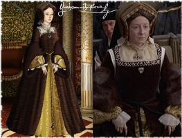 Katherine of Aragon (1972's film) by LadyBolena