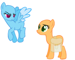 MLP Base 36 Oh, What do you know anyway? by Sakyas-Bases