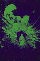 I'm always Angry by KanomBRAVO