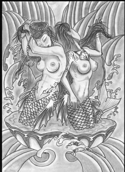 Mermaids by TheNomad666