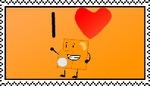 Use this stamp if you like My Object OC: Minerey! by BFDIUser6000