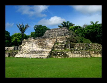 Mayan Ruins Belize 2 by penguinluv4ever