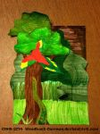 Crafts for Kids - Tropical Forest by BloodLust-Carman