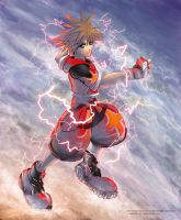 Sora Valor Form by Saiyakupo